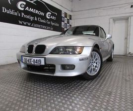 BMW Z3, 2000 FOR SALE IN DUBLIN FOR €4,950 ON DONEDEAL