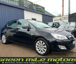 2012 OPEL ASTRA ELITE * 2.0 DIESEL * AUTOMATIC * FOR SALE IN DUBLIN FOR €7,500 ON DONEDEAL