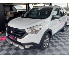 DACIA LODGY TCE 115 5 PLACES STEPWAY