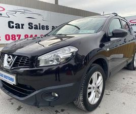 10 NISSAN QASHQAI+2 1.5D ACENTA 7 SEATER NEW NCT FOR SALE IN DUBLIN FOR €6,499 ON DONEDEAL