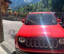 JEEP RENEGADE 2.0 MJT 4WD ACTIVE DRIVE SPORT