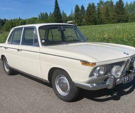 BMW 1800, NELIOVINEN SEDAN