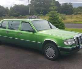 MERCEDES BENZ W124 7-SEATER FOR SALE IN KERRY FOR €6,500 ON DONEDEAL