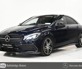 MERCEDES-BENZ CLA-CLASS 220 D AMG LINE AUTO FOR SALE IN DUBLIN FOR €37,950 ON DONEDEAL