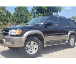 2000 TOYOTA 4RUNNER LIMITED EDITION