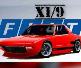 SUCHE FIAT , BERTONE , X19 , X1/9, X1 9 OLDTIMER