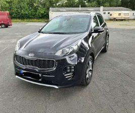 KIA SPORTAGE 2,0 CRDI AWD GT LINE ALLRAD AHK