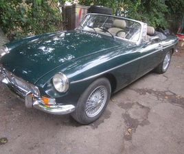 1979 MG B FOR SALE