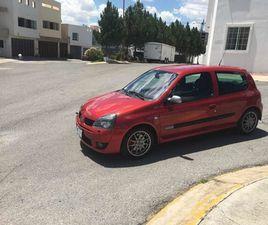 RENAULT CLIO 2.0 SPORT MT