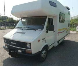 IVECO DAILY SAFARIWAYS