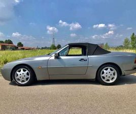 PORSCHE 944 TURBO / ONLY 1 OF ONLY 525