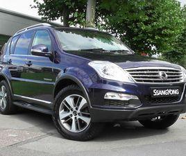 2015 SSANGYONG REXTON W 2.0TD ELX - £14,995