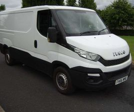 IVECO DAILY, 2016 FOR SALE IN TYRONE FOR €UNDEFINED ON DONEDEAL