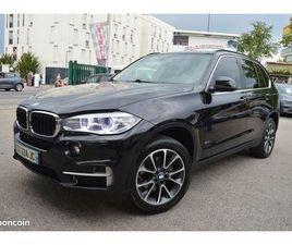 BMW X5 (F15) XDRIVE 25DA 231CH LOUNGE + 7PL 02/2016 TVA