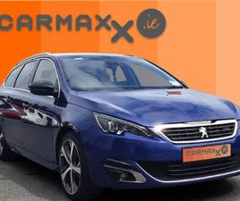 PEUGEOT 308 2.0 HDI SW BLUE HDI (150) GT LINE S/S FOR SALE IN CORK FOR €16,995 ON DONEDEAL