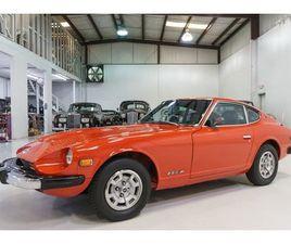 1975 DATSUN 280Z COUPE | 52,628 ACTUAL MILES | CALIFORNIA CAR!