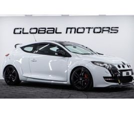 USED 2010 RENAULT MEGANE RENAULTSPORT CUP **HYBRID TURBO* COUPE 82,000 MILES IN WHITE FOR