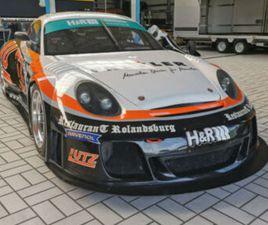PORSCHE PORSCHE CAYMAN 4.0 RSR RENNWAGEN GT3 911