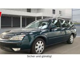 FORD MONDEO TURNIER TREND*2HAND*TÜV04/2023*KLIMAA*PDC
