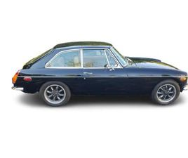 FOR SALE: 1972 MG MGB GT IN LAKE HIAWATHA, NEW JERSEY