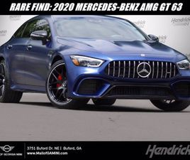 2020 MERCEDES-BENZ AMG GT 4MATIC