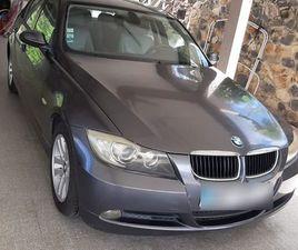 VENDS BMW 320 I ESSENCE ANNÉE 2005 BOÎTE AUTOMATIQUE SÉQUENTIELLE