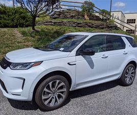 NEW 2021 LAND ROVER DISCOVERY SPORT SE R-DYNAMIC