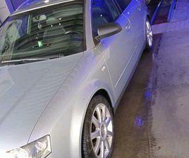 AUDI A4 B6, SLINE, QUATTRO 2,5 TDI 180PS AHK ,XENON, ETC