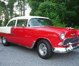 FOR SALE: 1955 CHEVROLET 210 IN MOORESVILLE, NORTH CAROLINA