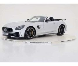 MERCEDES-BENZ AMG GT AMG ROADSTER 4.0 R AUTO