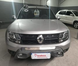 DUSTER 2016 GNV