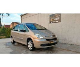CITROËN PICASSO 1.6 HDI 110 CH PACK CONFORT -- TOIT OUVRANT PANORAMIQUE