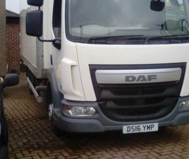 DAF LF45 CHASSIS CAB LOW KM 208.655 2016 FOR SALE IN ANTRIM FOR €UNDEFINED ON DONEDEAL
