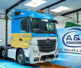 2014 (64) MERCEDES-BENZ ACTROS 2545 BIGSPACE FOR SALE IN MONAGHAN FOR £23,750 ON DONEDEAL