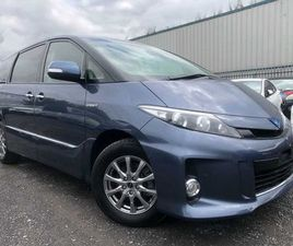 2014 TOYOTA ESTIMA AUTO HYBRID HIGH SPEC LEATHER FOR SALE IN LAOIS FOR €UNDEFINED ON DONED