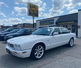 USED 2001 JAGUAR XJR VERY WELL MAINTAINED, SUPERCHARGED 4.0L V8!