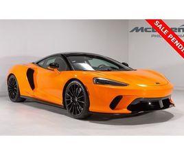 2021 MCLAREN GT PIONEER