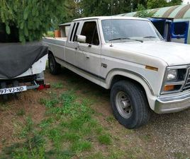 FORD F 250 1986