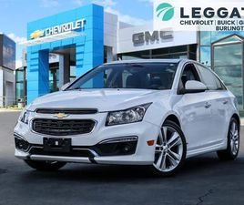 USED 2016 CHEVROLET CRUZE LIMITED 2LT