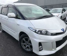 2015 TOYOTA ESTIMA 8 SEATER AUTOMATIC HYBRID FOR SALE IN LAOIS FOR €25,950 ON DONEDEAL