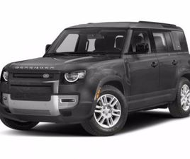 NEW 2022 LAND ROVER DEFENDER 110 S