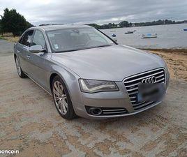 AUDI A8 LIMOUSINE 4.2 FSI V8 84500 KMS