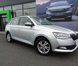 SKODA FABIA COMBI AMBITION 1.0 TSI FOR SALE IN LAOIS FOR €15,250 ON DONEDEAL