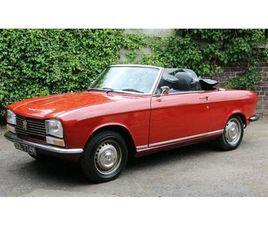 1974 PEUGEOT 304 CABRIOLET - VERY RARE RHD CAR (1974)