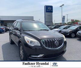 BRONZE COLOR 2013 BUICK ENCLAVE LEATHER GROUP FOR SALE IN HARRISBURG, PA 17111. VIN IS 5GA