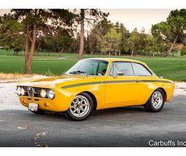 1971 ALFA ROMEO GTV GTA TRIBUTE