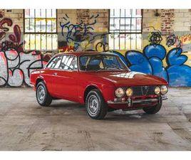 1972 ALFA ROMEO GTV 2000 FOR SALE