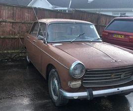 PEUGEOT 404 (1963) FOR SALE IN FERMANAGH FOR £5,500 ON DONEDEAL