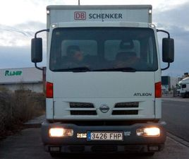 NISSAN - CAMION