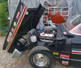 FORD GALAXIE 500XL NASCAR PROJEKT KURZ VOR FERTIG FLIPFRONT